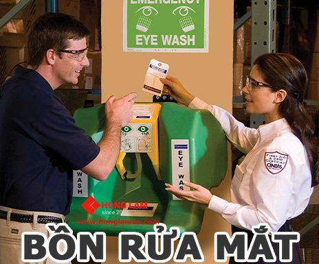 Lãnh đạo về vấn đề an toàn cho công nhân viên - Bồn Rửa Mắt Khẩn Cấp
