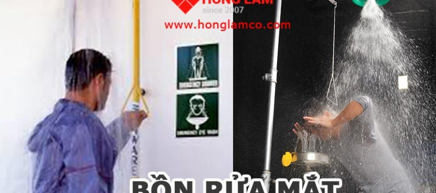Cung cấp đủ nước ấm - vai trò quan trọng tạo thoải mái cho nạn nhân - Bồn Rửa Mắt Khẩn Cấp - Hồng Lam Co.LTD