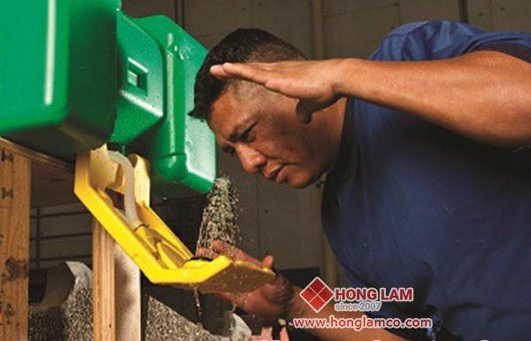 Chọn Bồn rửa mắt khẩn cấp di động hay Bồn rửa mắt cố định?
