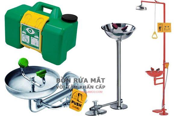 Nhà cung cấp thiết bị rửa mắt khẩn cấp, lắp đặt và bảo hành