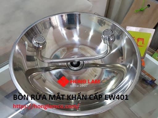 Đặc điểm cấu tạo bồn rửa mắt ew401